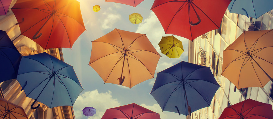 Customizable Umbrellas